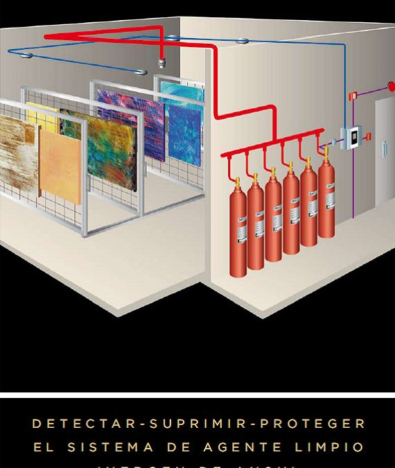 Instalación del sistema INERGEN EN CPF